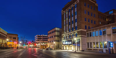 Fargo Downtown location