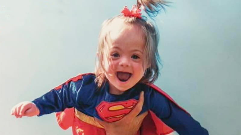 Super Girl Lilli